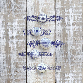 IOD - Decor Stamp Backplates