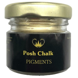 Posh Poprines Metallic Pigments - Byzantine Gold -