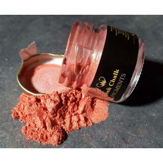 Posh Poporines Metallic Pigment - Red Magenta -